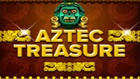 Играть в автомат Aztec Treasure бесплатно