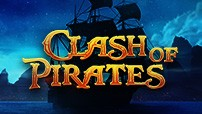 Играть в автомат Clash of Pirates бесплатно